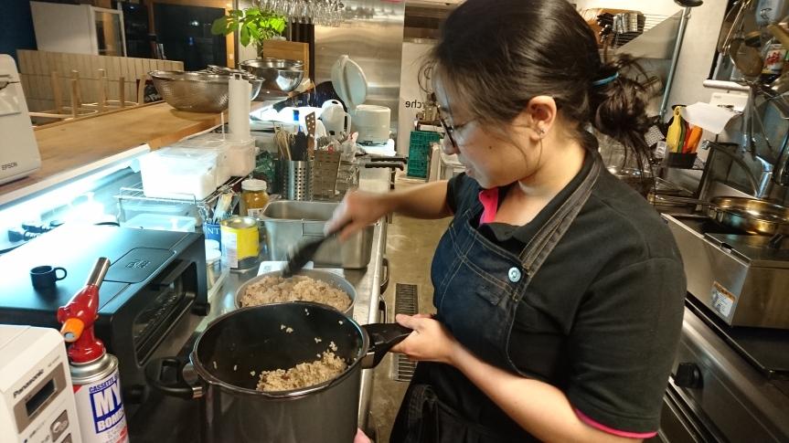 玄米炊き(ロジック)